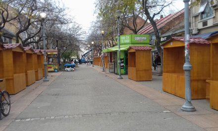 Улични продавци на Старом корзоу