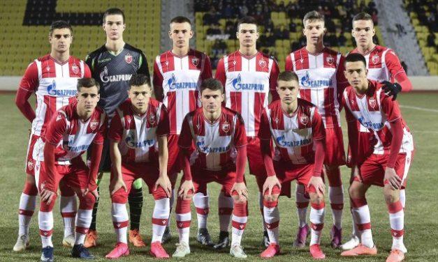 Omladinci Zvezde u osmini finala Lige šampiona