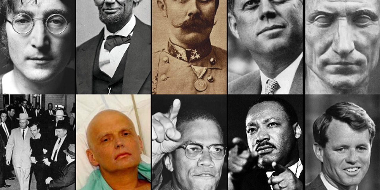 Десет најпознатијих успешних атентата