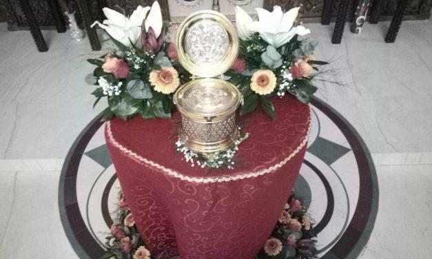 Vredna relikvija – hiton Gospodnji u manastiru Zaova