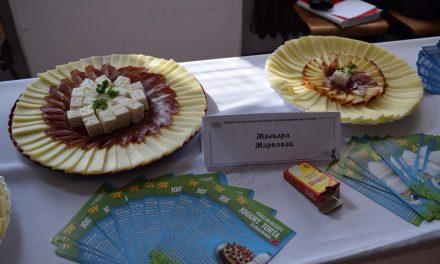 Дванаеста изложба етно пића и сирева Браничевског региона