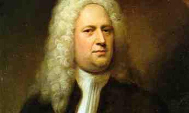 Na današnji dan rođen je Georg Fridrih Hendl