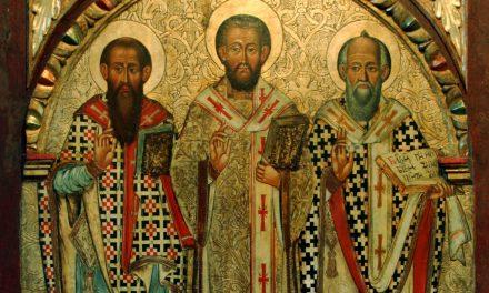 Данас су Света Три јерарха