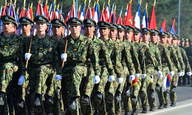 Конкурси за пријем у војне школе
