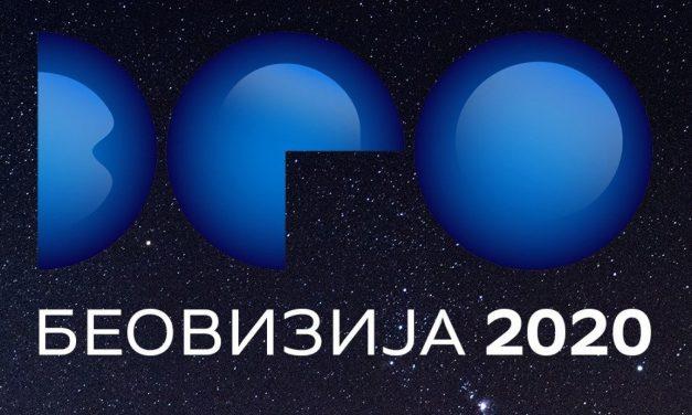 Беовизија 2020:Oбјављене песме и редослед