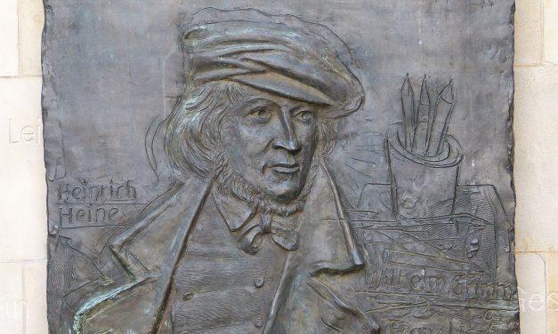 Na današnji dan umro je Hajnrih Hajne