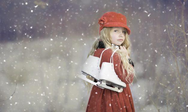 Zimske čarolije na ledu