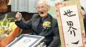 Upoznajte najstarijeg muškarca sveta