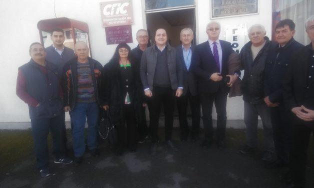 Branko Ružić, potpredsednik SPS-a u Malom Crniću