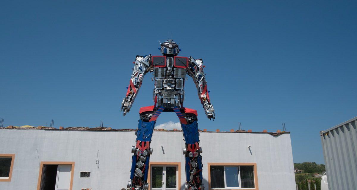 Postanite kum robotu Bora lavirinta u Batočini i osvojite 100.000 dinara