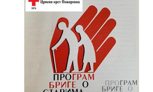 Crveni krst Požarevac u službi humanosti