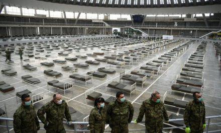 На Београдском сајму никла болница за 3000 људи (ВИДЕО)