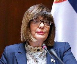 Маја Гојковић расписала локалне изборе за 26. април