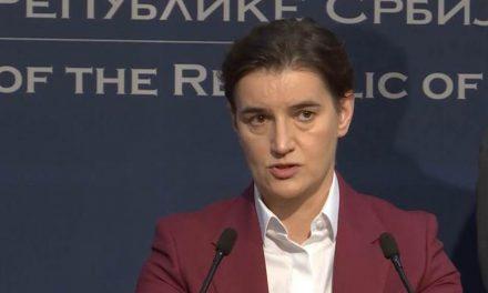 Брнабић: Србија затвара све границе, осим за наше држављане који се враћају