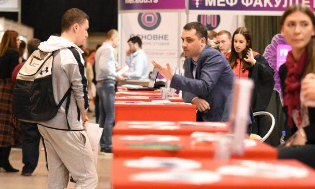 EduFair 2020: Počinje najveći sajam obrazovanja u Srbiji