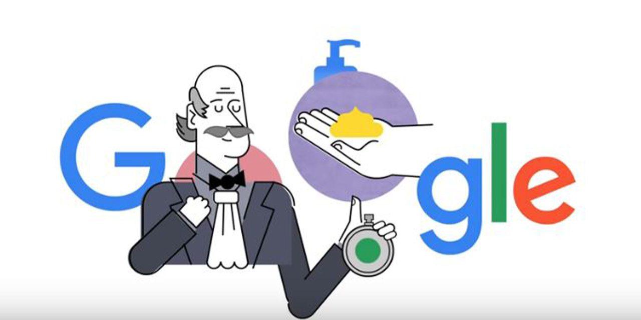 Гоогле данас одаје почаст пиониру прања руку