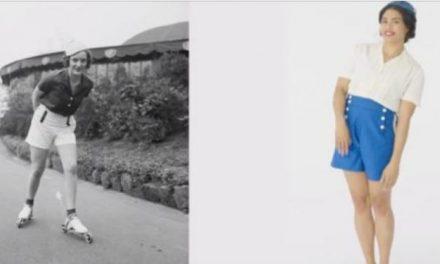 Историја моде: Женске блузе, кошуље и мајице