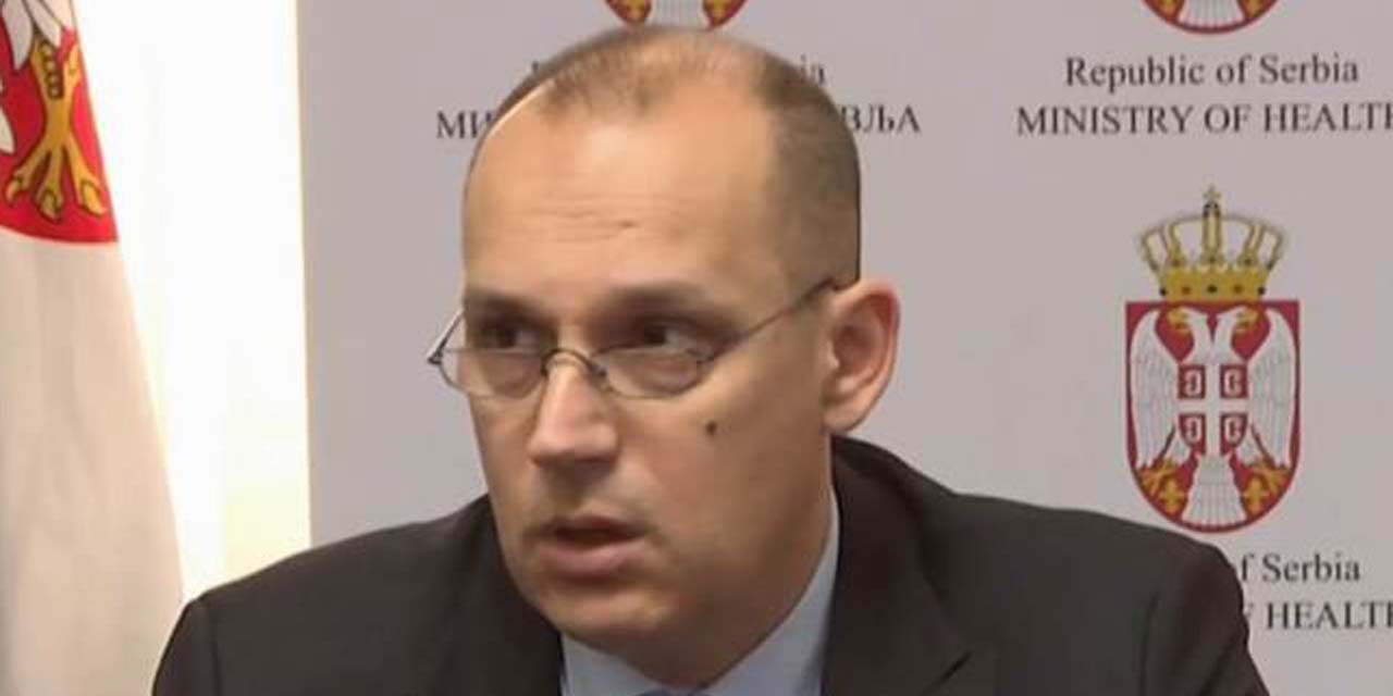 Лончар: Друга жртва коронавируса у Србији