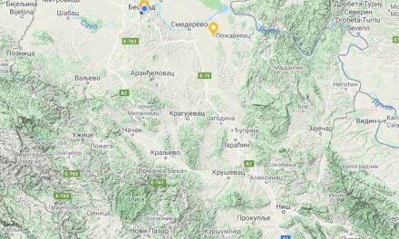 Рани јавни увид поводом израде просторног плана Србије