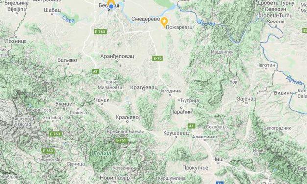 Rani javni uvid povodom izrade prostornog plana Srbije