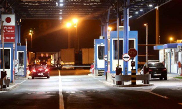Srbija zatvorila neke granične prelaze sa Hrvatskom i BiH