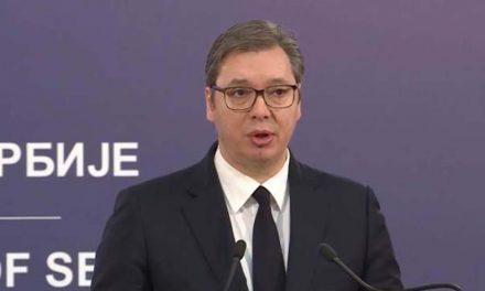 Вучић: Предложићу Влади да полицијски сат од недеље буде од 17х до 5х