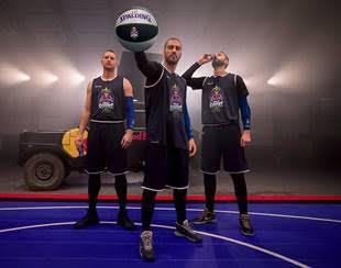 Екипа 3×3 Нови Сад: Нови глобални амбасадори светског баскет турнира Red Bull Half Court
