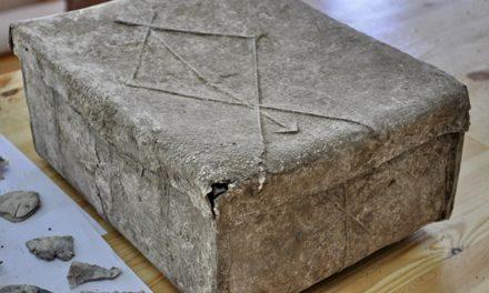 Urna gnostika pronađena u Viminacijumu