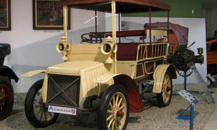 1903. године у Београд стигао први путнички аутомобил
