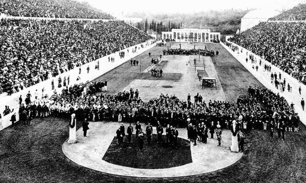Prve Olimpijske igre održane na današnji dan