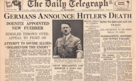 75 godina od samoubistva Adolfa Hitlera