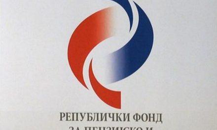 Prijem stranaka u RF PIO od 17. avgusta