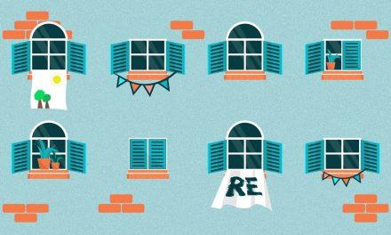 Izađi na prozor – podeli umetnost!