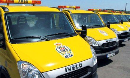 Бесплатна помоћ на путу и шлеповање за возила здравствених радника