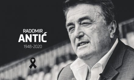 Преминуо Радомир Антић