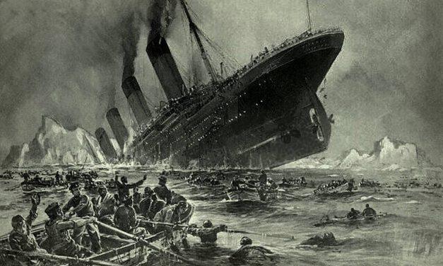 Pre 109 godina potonuo Titanik, u to doba najveći putnički brod na svetu