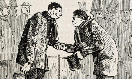 "Borba protiv širenja zaraznih bolesti: ""Akcija protiv rukovanja"" – novinski članak iz 1932. godine"