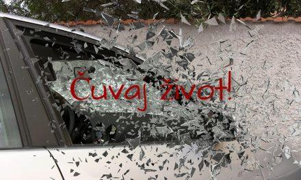 Nedelja prevencije povreda u saobraćaju: Vozi sigurno, a ne brzo!