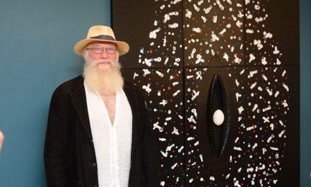 Преминуо је велики уметник, магистар сликарства Љубиша Ђурић од последица вируса цовид