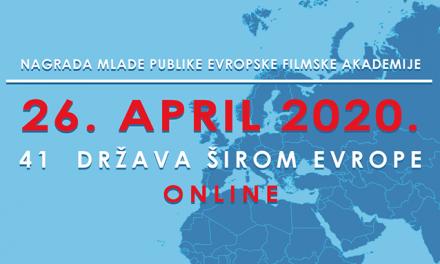 Млади бирају најбољи европски филм за младе