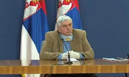 Tiodorović: Normalizacija života u junu, škole malo ranije, penzioneri poslednji