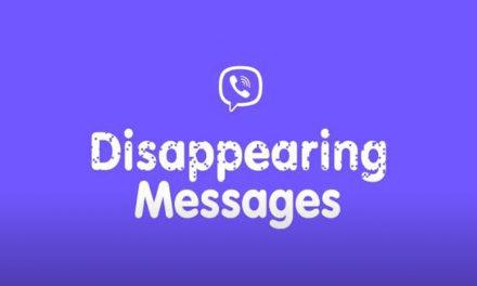 """Viber uvodi """"nestajuće poruke"""" – Podesite tajmer i poruka se briše (VIDEO)"""