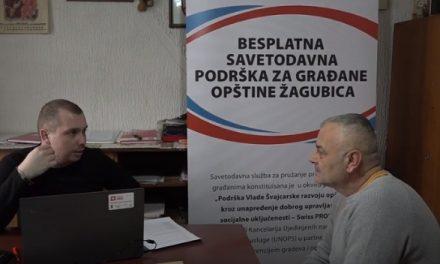 Besplatna savetodavna služba nastavlja uspešnu saradnju sa građanima u opštini Žagubica