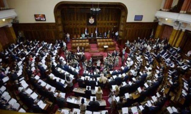 Poslanici sutra o ukidanju vanrednog stanja