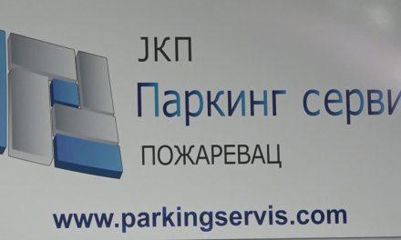 "JKP ""Parking servis"" Požarevac: Od danas ponovo rade šalteri"