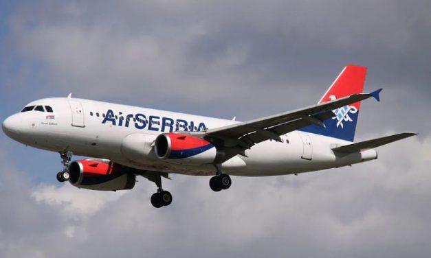 """""""Er Srbija"""" od obnovila čarter letove za Egipat"""