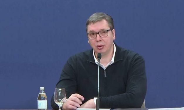 Vučić: Izbori 21. juna, izvesno da u maju neće biti skupova, bar ne većih