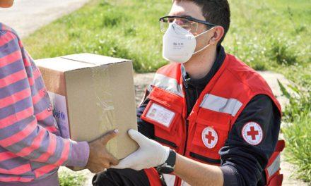 Crveni krst Srbije za vreme vanrednog stanja pružio humanitarnu pomoć i usluge za više od 200.000 ljudi