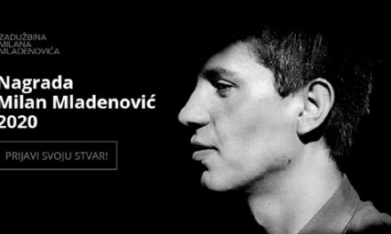 "Konkurs za muzičku nagradu ""Milan Mladenović"""