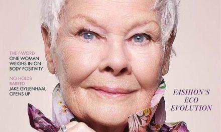 Džudi Denč najstarija žena u istoriji na naslovnoj strani britanskog Voga